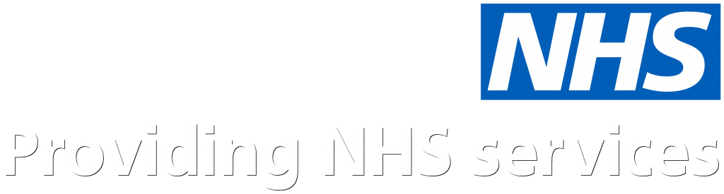 Providing NHS Services Logo